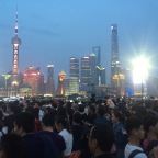Two Half Days in Shanghai