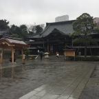 Sengaku-ji, the least crowded temple in Tokyo