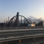 Fuji-Q Highland and Getting Engaged